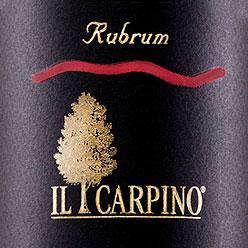 Ilcarpino_rubrum_etichetta