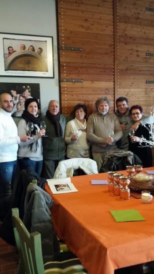 Carlo e Elisa, Graziella e Renato, Lorenzo e Edes