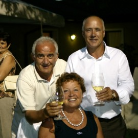 Gianna e Renato Vettorato