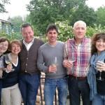 Gli amici di Forlì e di Verona Daniela e Claudio-  Luca  e Cinzia