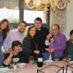 Marco Fario e famiglia