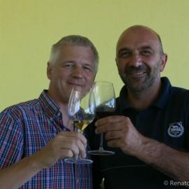 Simon Terpin e Ivo Devetak