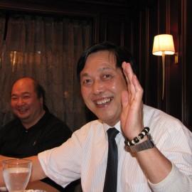 Luigi Hu e Mr. Su